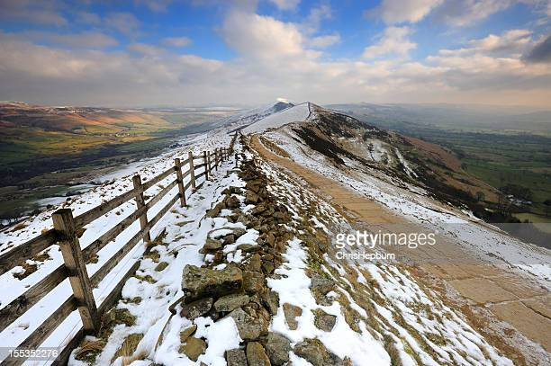 The Great Ridge, Peak District National Park