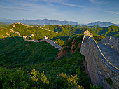 The Great Wall in the Morning