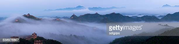Le Great Wall of Jinshanling