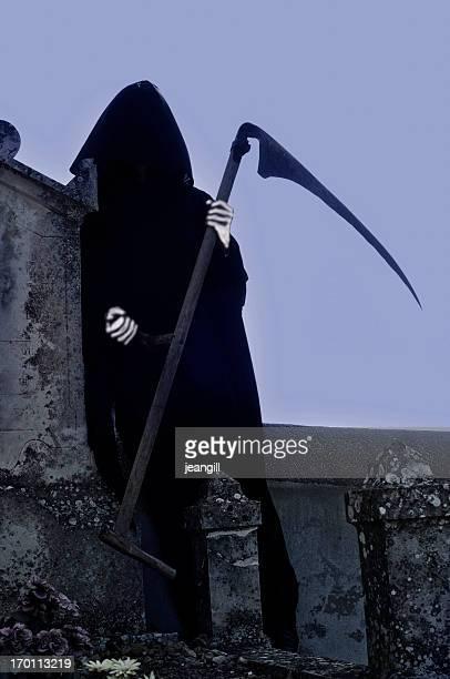 L'Ange de la mort de cimetières