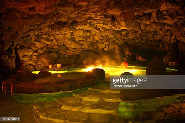 The Grotto attends Byblos Event at the Playboy Mansion at Playboy Mansion on February 21 2008 in Beverly Hills CA