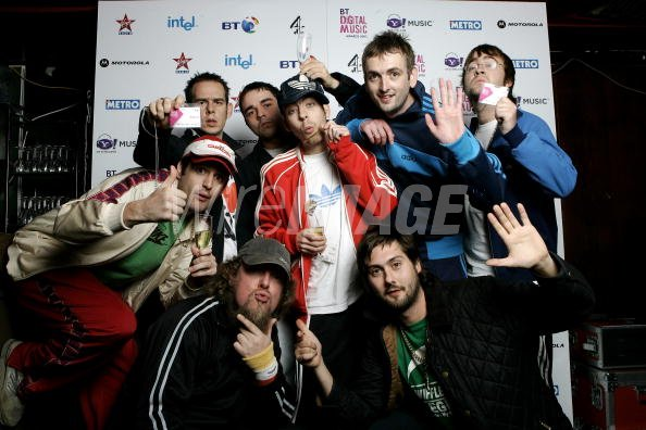 The group Goldie Lookin Chain...