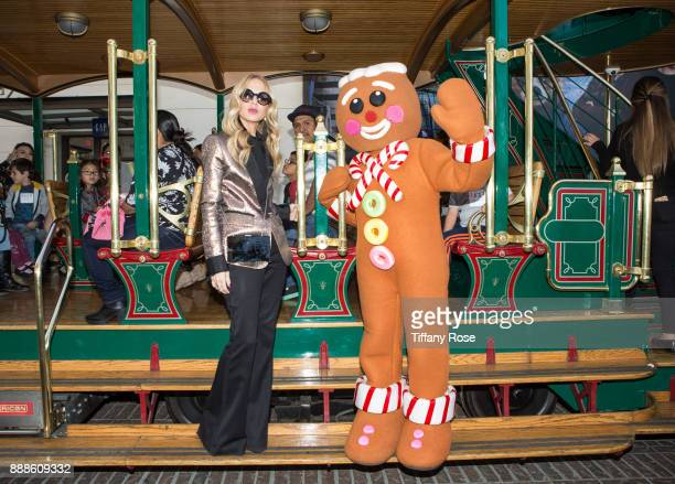 The Grove hosts a Baby2Baby holiday event with Rachel Zoe on December 8 in Los Angeles California