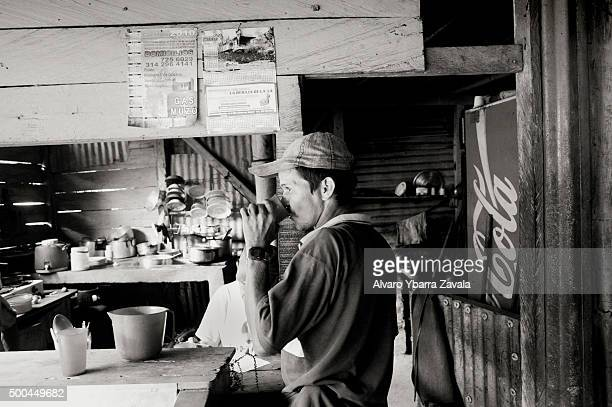 The guaraperias are a boulevard of broken dreams for the guaqueros They see guarapo as their only true friend A cup costs just 3 cents and removes...