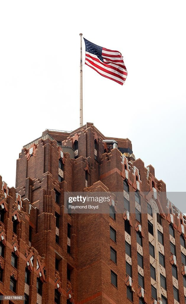 The Guardian Building on July 18, 2014 in Detroit, Michigan.