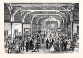 The Guards' Institute Vauxhall Bridge Road London The Ball Room Uk