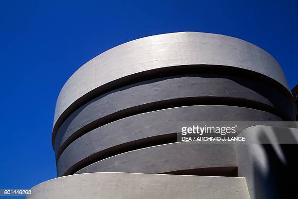 The Guggenheim Museum architect Frank Lloyd Wright New York United States of America 20th century