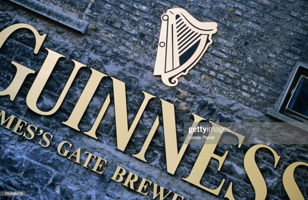 The Guinness Storehouse.