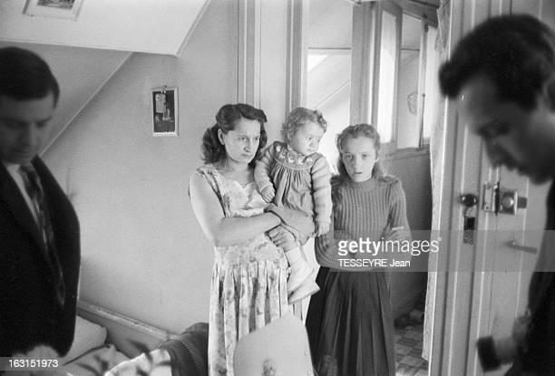 The Guy Trebert Case The Sadistic Of SaintGermain Forest Arrested From His Identikit France 20 mai 1959 Guy Trébert surnommé 'Le sadique de la forêt...