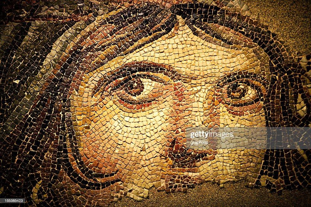 The Gypsy Girl Mosaic of Zeugma (Gaia)