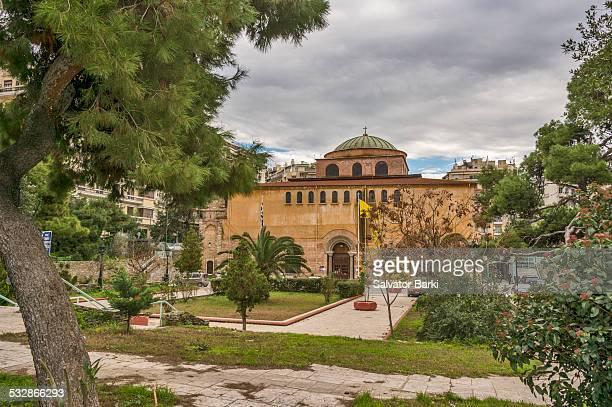 The Hagia Sophia, Thessaloniki