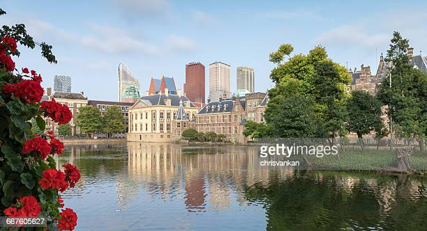 The Hague Skyline, Holland