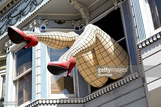 The HaightAshbury neighborhood San Francisco California