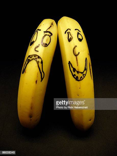 The Happy and Sad Bananas