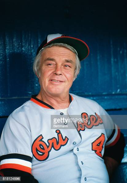 The happy man in this recent photo is Earl Weaver the manager of the American League pennant winning Baltimore Orioles His spirits may have been...