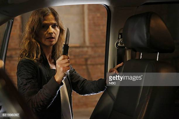 THE BLACKLIST 'The Harem' Episode 411 Pictured Jill Hennessy as Margot