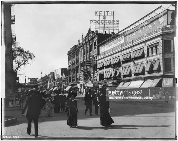 The Harlem Opera House 209 W 125th Street New York New York 1895