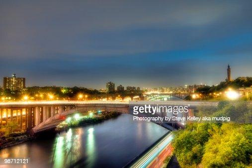 The Harlem River