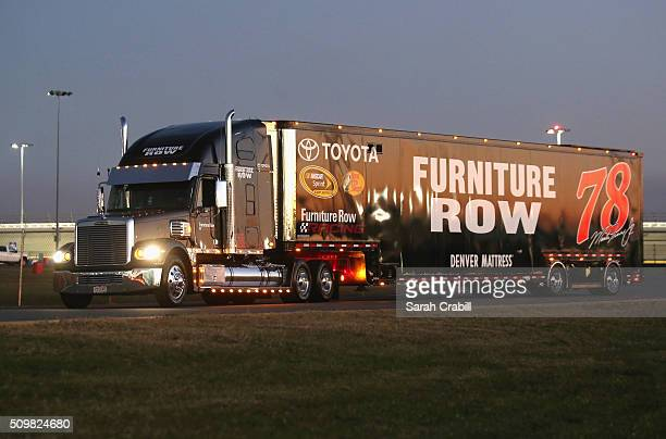 Nascar Hauler Stock Photos And Pictures Getty Images