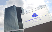 The headquarter of the European Central Bank is pictured in Frankfurt am Main western Germany on September 3 2015 The ECB holds key refi rate steady...