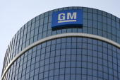 The headquarters building of General Motors Co stands in Detroit Michigan US on Tuesday June 1 2010 General Motors Corp filed for bankruptcy...