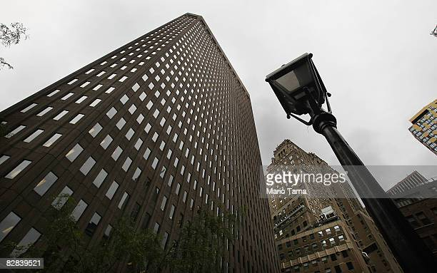 The headquarters of Goldman Sachs Group Inc is seen at 85 Broad St September 16 2008 in New York City Goldman Sachs one of the two largest US...