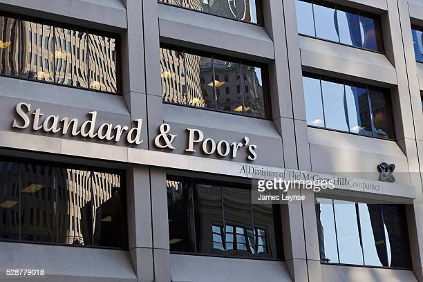 The headquarters of Standard and Poors in New York Standard Poor's is a United Statesbased financial services company It is a division of The...
