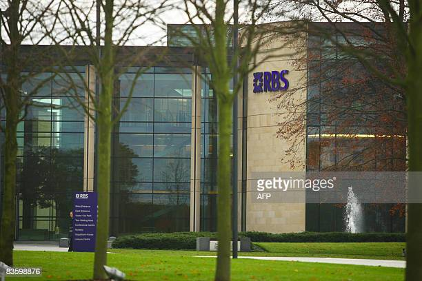 The headquarters of the Royal Bank of Scotland are pictured in Gogarburn near Edinburgh on November 7 2008 The UK's largest mortgage lenders...