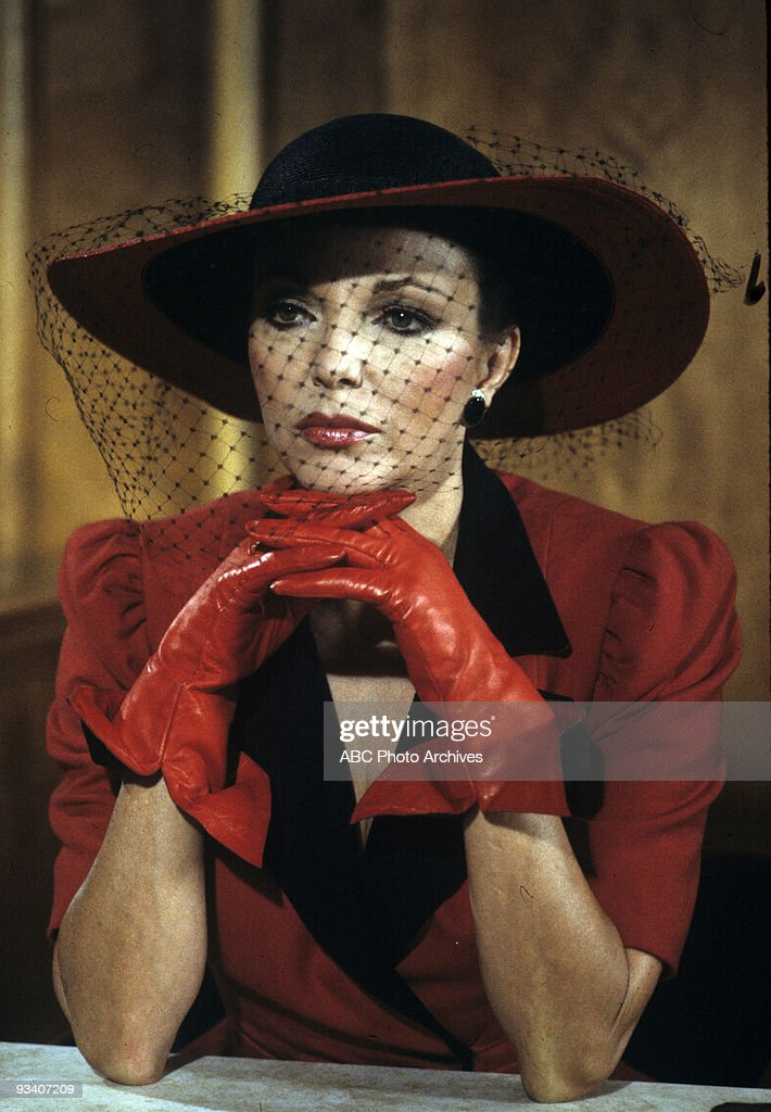 DYNASTY - 'The Hearing Part 1' 10/26/83 Joan Collins