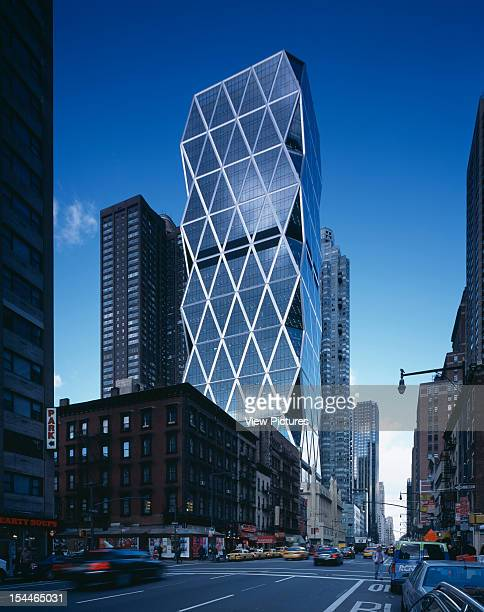 The Hearst Tower New York United States Architect Foster And Partners The Hearst Tower