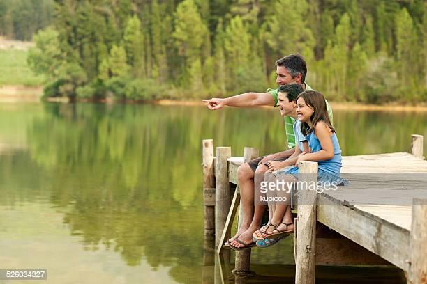 Herzen von einem Vater ist ein Meisterwerk der Natur