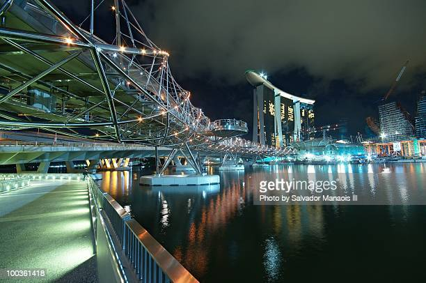 The Helix, Marina Bay Sands Integrated Resort