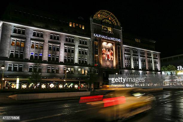 The Hennessy 250th anniversary celebrations on May 05 2015 in Berlin Germany
