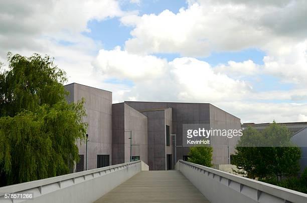 The Hepworth Gallery Wakefield Yorkshire.