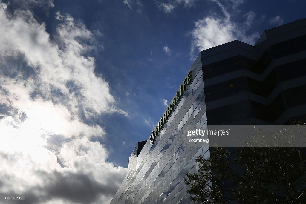 The Herbalife Ltd. corporate headquarters stand in Torrance, California, U.S., on Thursday, Jan. 10, 2013. Daniel Loeb is squaring off against Bill Ackman over the future of Herbalife Ltd. By taking an 8.2 percent stake in the direct seller of nutrition shakes, Loeb's Third Point LLC is the latest firm to reject hedge fund manager Ackman's theory that Herbalife is a pyramid scheme. Photographer: Patrick Fallon/Bloomberg via Getty Images