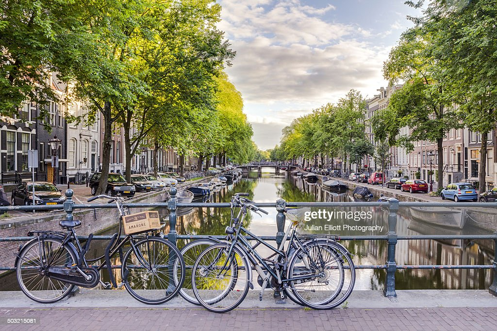 The herengracht canal in amsterdam stock photo getty images for Herengracht amsterdam