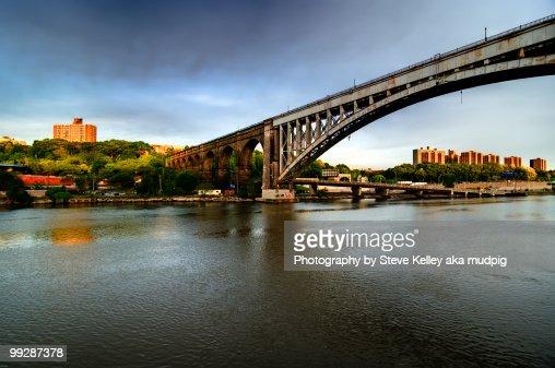 The highbridge aqueduct