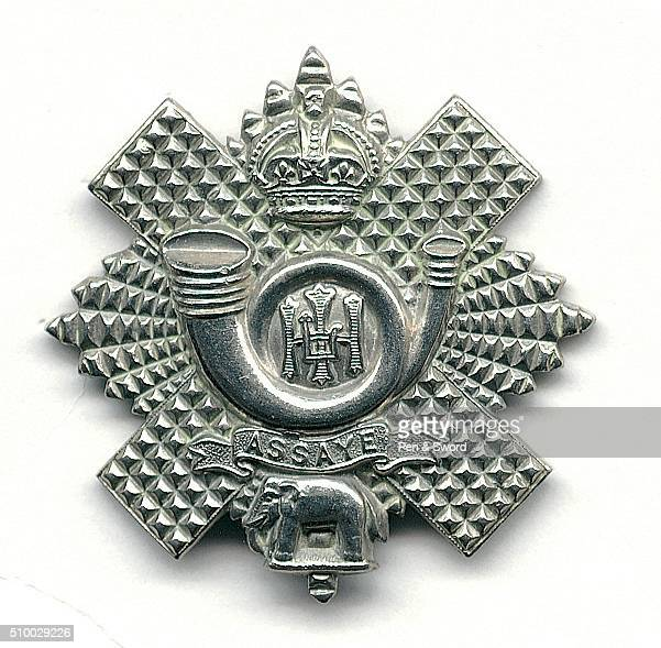 The Highland Light Infantry Badge United Kingdom