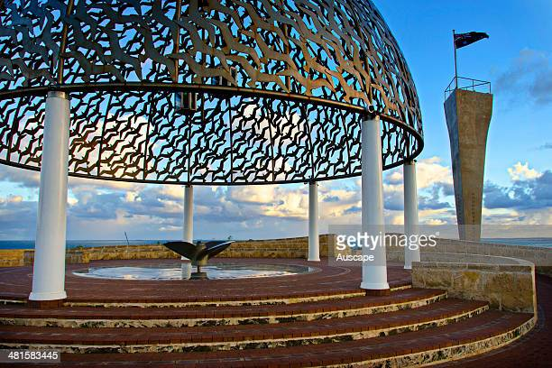 The HMAS Sydney Memorial honours the 645 crew members who lost their lives in a sea battle in 1941 the Dome of Souls is formed from 645 stainless...