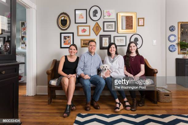 The Hoburg family in their renovated Capitol Hill rowhouse on July 26 2017 A Washington family makes a modest 100yearold three bedroom rowhouse their...