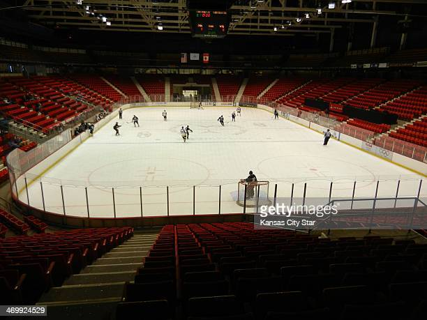 The hockey arena in Lake PLacid NY the scend of the 'Miracle on Ice' still brings back memories of the 1980 Olympics when the United States upset a...