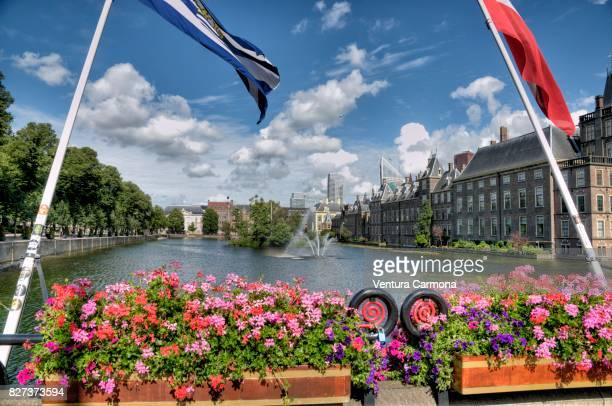 The Hofvijver - The Hague - The Netherlands