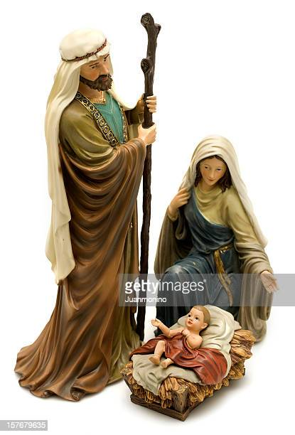 The Holy Family figurines made in China