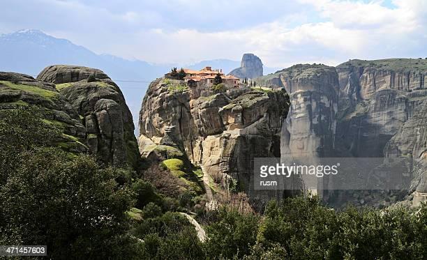 The Holy Trinity Monastery, Meteora, Greece
