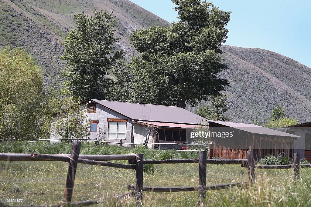 The home of Bob and Jani Bergdahl is tucked into the base of a hill about 5 miles outside of town on June 2, 2014 near Hailey, Idaho. Sgt. Bergdahl's family and residents in the small town of Hailey are waiting for the return of Sgt. Bergdahl who was released from captivity on May 31. Bergdahl was captured by Taliban forces in Afghanistan in 2009 while serving with U.S. Armys 501st Parachute Infantry Regiment in Paktika Province. He was released after a deal was worked out to swap his freedom for the freedom of 5 Taliban prisoners being held at Guantanamo Bay. Bergdahl was considered the only U.S. prisoner of war held in Afghanistan.