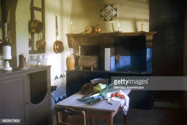 The home of Marcel Proust's aunt Leonie is in IlliersCombray France Proust vacationed in the area as a child which became the basis for the town...