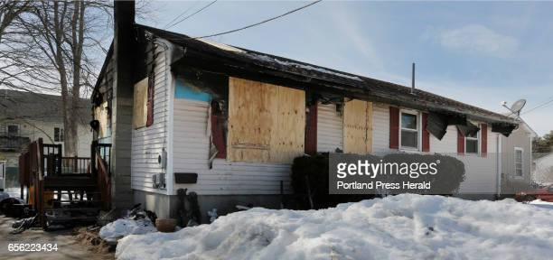 The home of the Doucette family at 19 Harmon Ave in Old Orchard Beach caught fire this past Saturday The Old Orchard Beach community has rallied...