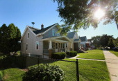 The home of Wade Michael Page sits in a suburban Milwaukee neighborhood August 6 2012 in Cudahy Wisconsin Page is reported to have opened fire at the...
