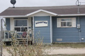 The home on Sesame Street in Easterville Manitoba where Shelly Lynne Chartier allegedly orchestrated a complicated Internet hoax that ensnared Miami...