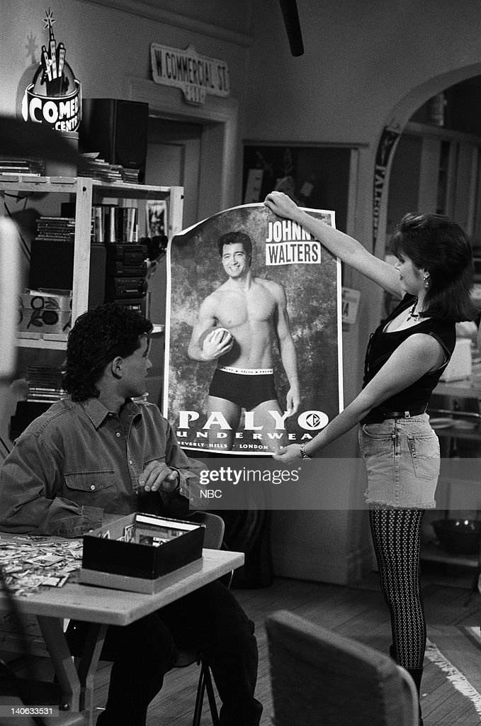 YEARS 'The Homecoming' Episode 6 Air Date Pictured Mario Lopez as AC Slater Tiffani Thiessen as Kelly Kapowski Photo by Paul Drinkwater/NBCU Photo...